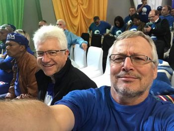 2017.09.23 Alan Winde and martin Young at DA conference