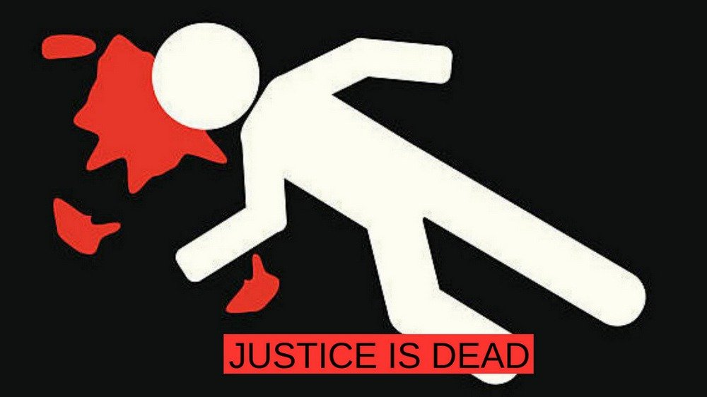 Justice is Dead - Magistrates Commission South Africa