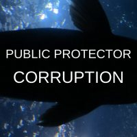 Public Protector corruption Busisiwe Mkhwebane Oupoa Segalwe protecting Democratic Alliance corruption