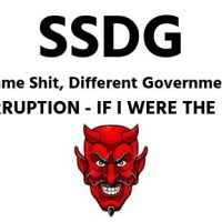 SSDG Same Shit, Different Government - If I Were the Devil