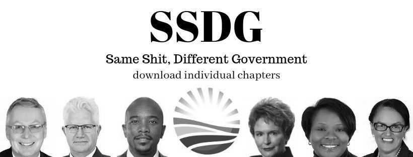 SSDG Same Shit, Different Government - download individual chapters