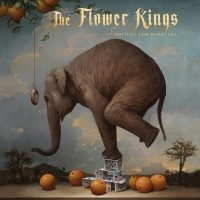 The Flower Kings - Waiting For Miracles cover