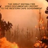 Great Knysna Fire video documentary report to the Western Cape Government - Vulcan Wildfire Management
